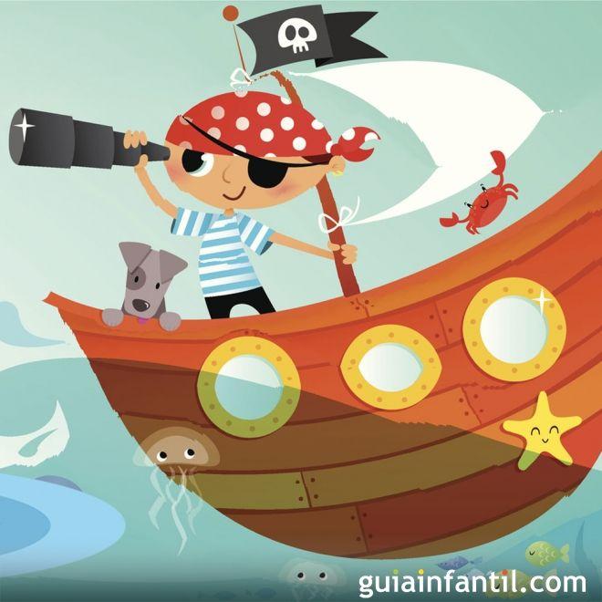 El barco del capit n leo cuento infantil sobre la imaginaci n - Imagenes de barcos infantiles ...