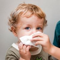 Consecuencias de la acumulación de mocos y flemas en niños