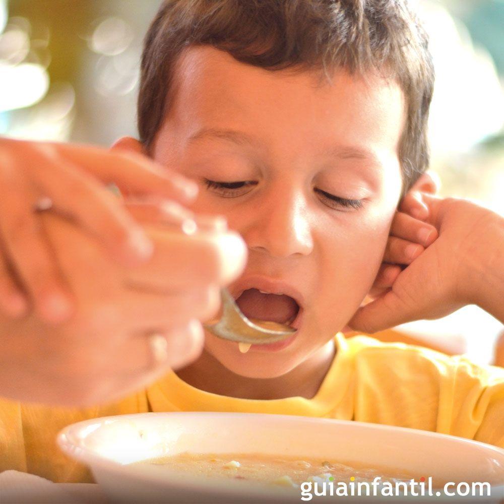 5 razones para NO obligar a comer a los niños