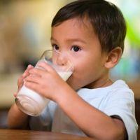 La leche no aumenta los mocos en los niños
