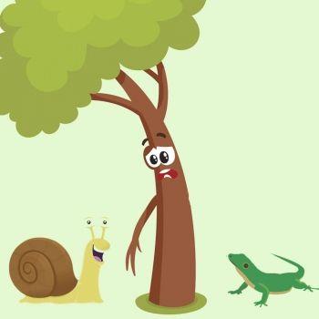La rama quejumbrosa. Cuento para niños que se quejan por todo