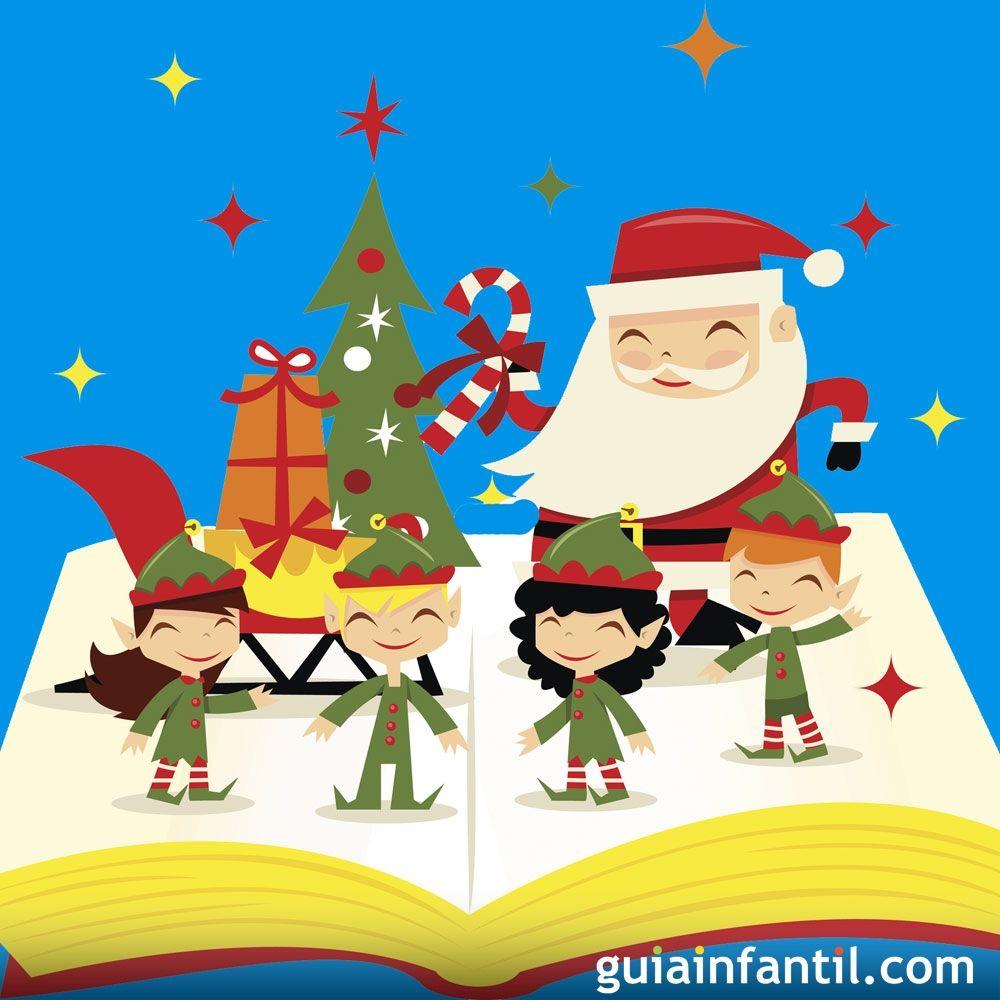 Los Mejores Cuentos Infantiles Para La Navidad 2017 - Imagenes-infantiles-de-navidad