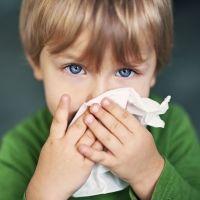 Aliviar la congestión nasal en los niños