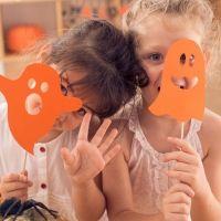 Las 5 manualidades de Halloween más populares para niños