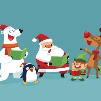 Los villancicos más populares para la Navidad 2017