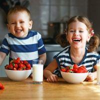 Alimentos que generan felicidad a los niños