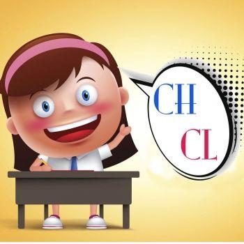 Trabalenguas para niños con las letras CH y CL