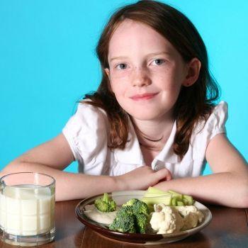 Hortalizas básicas en la alimentación infantil: brócoli y coliflor