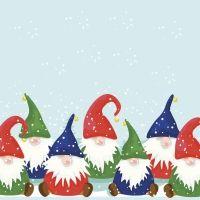 Los 13 hombrecitos de la Navidad. Leyenda islandesa para niños