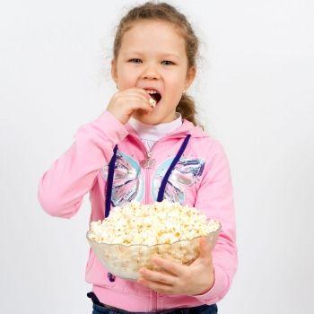 Alternativas para niños que piden comida sin parar