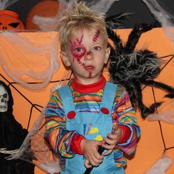 Las mejores fotos de disfraces de Halloween para niños