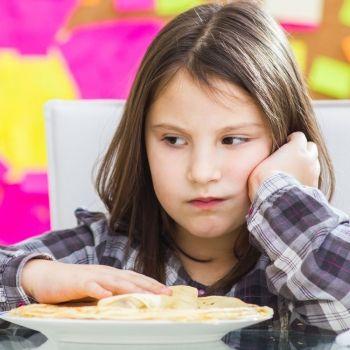 Debemos respetar el diferente nivel de saciedad en los niños