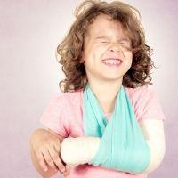 Fractura en tallo verde en niños