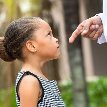 Alternativas para no educar a los niños con amenazas