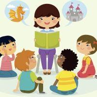 Poesías infantiles que cuentan historias