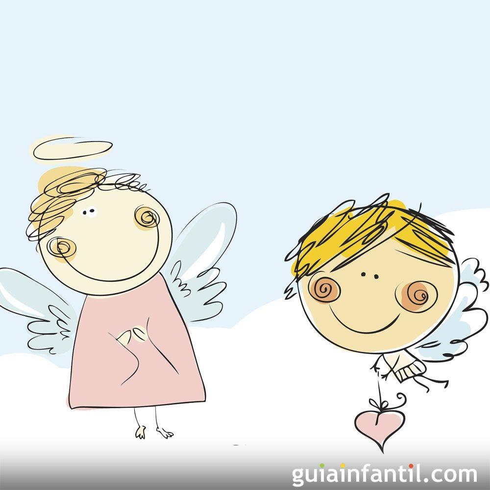 Destino El Cielo Cuento De ángeles Para Niños
