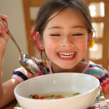 Los platos de cuchara para niños más nutritivos