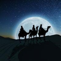 El Rey de la Paz. Poema de Navidad para niños