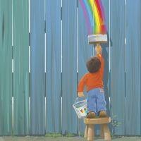 El niño pintor. Poemas cortos infantiles