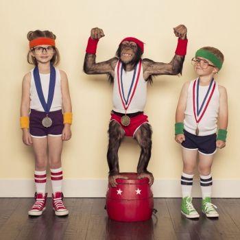 Competición o cooperación entre los niños