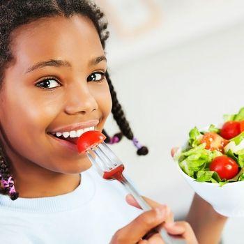 Calorías adecuadas para niños por edades