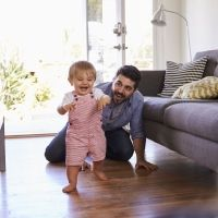 Mitos sobre los primeros pasos del bebé