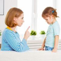 Cómo castigar al niño según su edad