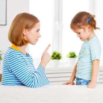 Cómo disciplinar y castigar a los niños según su edad