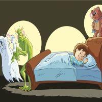 Los monstruos del Hipo: Cuento para niños sobre el miedo