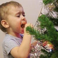10 momentos graciosos de la Navidad con niños