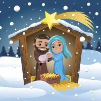 Romance del nacimiento. Poema de Navidad para niños