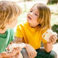 La merienda de los niños de hoy en día, ¿es más sana que hace años?