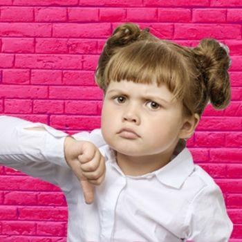 Por qué el color rosa crea polémica entre los niños