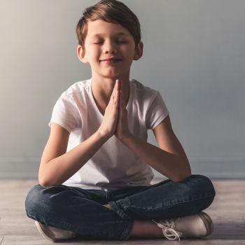 Método de relajación de Jacobson para niños