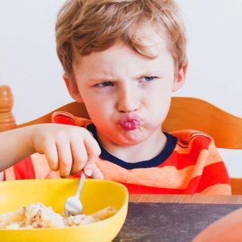Normas en la mesa para niños TDAH