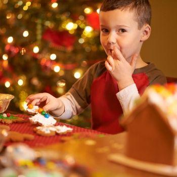 Controlar los excesos de los niños con los dulces
