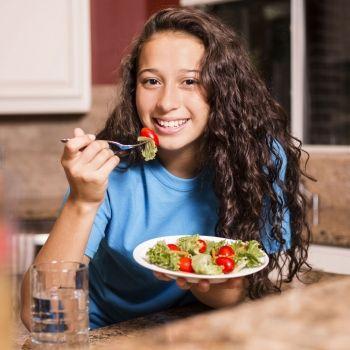 Técnica del semáforo de alimentos para adolescentes