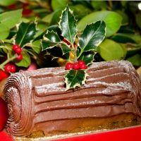 10 recetas de Troncos de Navidad para los niños