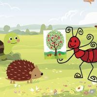 La paciencia de la hormiga Taichí. Fábula moderna para niños