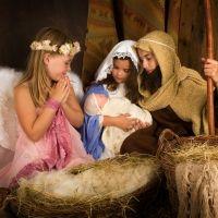 Lo importante que es para los niños que los padres vayan a sus funciones de navidad