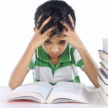 Dificultades con la lectura en niños con TDAH