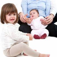 Cambios en el comportamiento del niño ante la llegada de un hermano