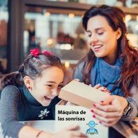 La máquina de las sonrisas para generar pensamiento positivo en los niños