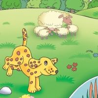 Rabosa. Poemas infantiles sobre animales
