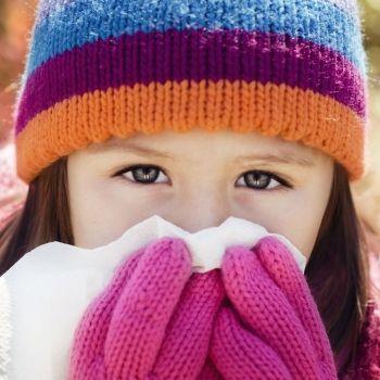 10 consejos para lograr que los niños no enfermen