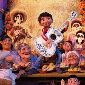 10 frases de la película Coco para los niños. Frases que educan en valores