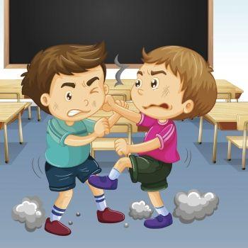 El chivato de la clase. Cuento infantil sobre el acoso y el bullying