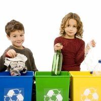 7 errores de reciclaje catastróficos que no debemos enseñar a los niños