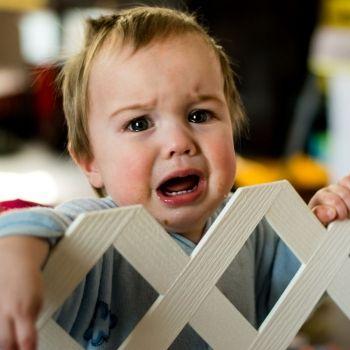 Enseñar al niño a separarse de ti sin dramas