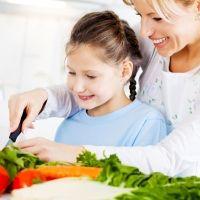 4 pautas para evitar el sobrepeso en niños